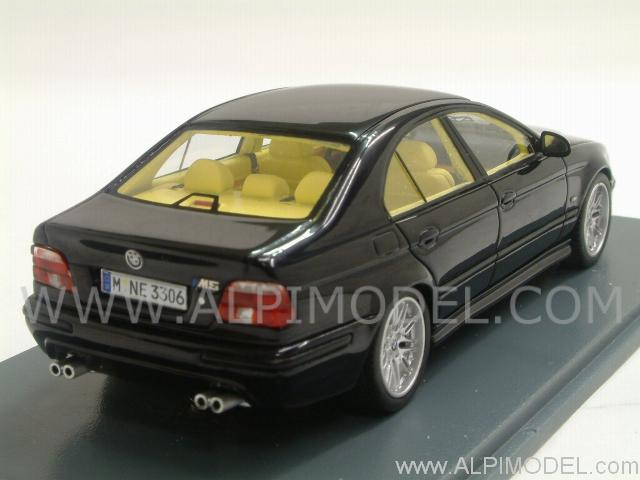 Neo Bmw M5 E39 Black Metallic 1 43 Scale Model