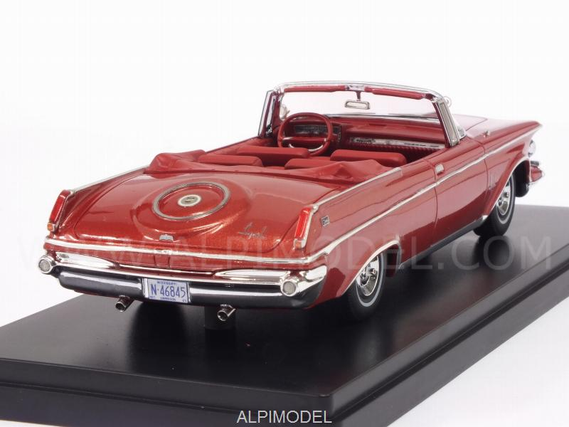 Neo Imperial Crown Convertible #46845 1963-1:43 metallic-rot
