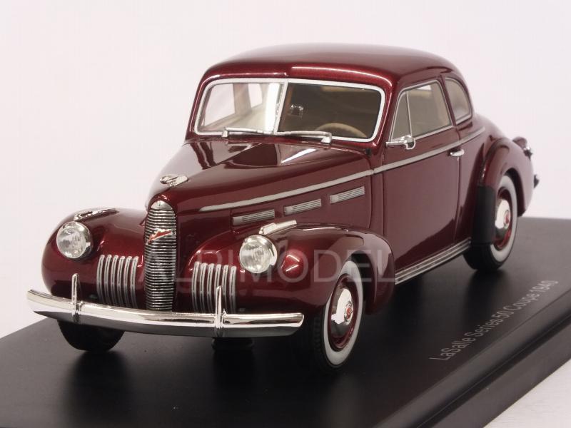 1:43 Neo La Salle Series 50 Coupe 1940 redmetallic