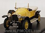 Audi 14/35 PS Typ C Alpine Champion (Yellow/) by NEO