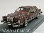 Lincoln Mark VI Sedan 1980 (Red Metallic) by NEO.
