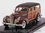 Packard 110 Deluxe Wagon 1941 (Dark Red) by NEO.