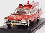 Cadillac S-S Superior Rescuer Ambulance 1959 by NEO.