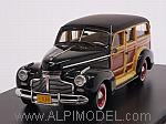 Chevrolet Deluxe Station Wagon 1941 (Black/Wooden) by NEO.