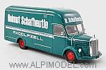 Mercedes O3500 Box Wagon Helmut Schafhheutie by NEO