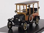 Ford Model T Woody Depot Hack 1925 by NEO.