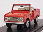 Ford Bronco Roadster 1967 (Red) by NEO.