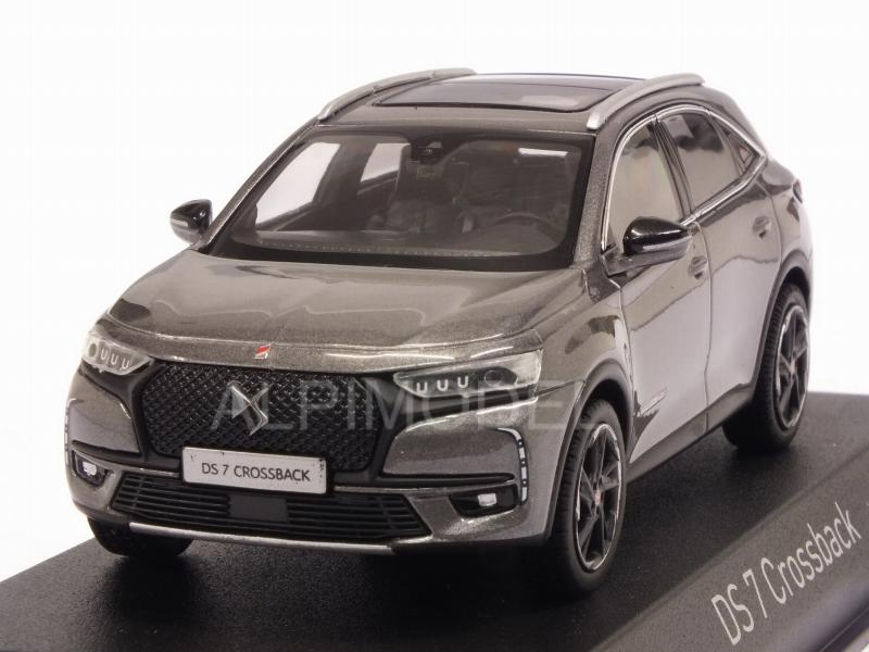 170013 norev 1:43 DS 7 crossback perfomance line 2018 platininm Grey