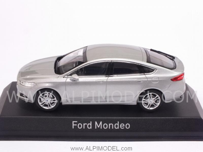 norev ford mondeo 2014 light grey metallic 1 43 scale model. Black Bedroom Furniture Sets. Home Design Ideas