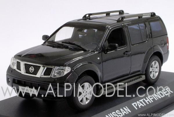 Nissan Pathfinder Black By Norev