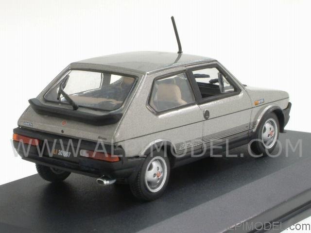 norev fiat ritmo abarth 125 tc 1981 grey metallic 1 43 scale model. Black Bedroom Furniture Sets. Home Design Ideas