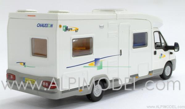 Camping Car Modele Reduit