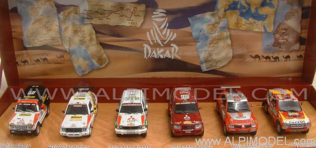 Norev Mitsubishi Pajero Dakar Winners Set 6 Cars Gift HD Wallpapers Download free images and photos [musssic.tk]