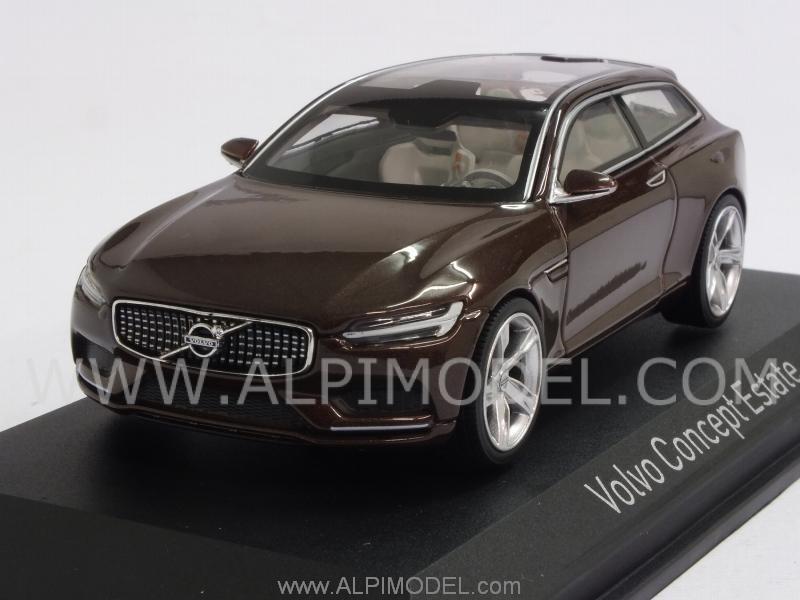 Norev Volvo Concept Estate Salon De Geneve 2014 143 Scale Model