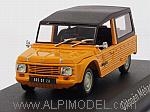 Citroen Mehari 1983 (Orange) by NOREV