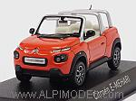 Citroen E-Mehari 2016 (Orange) by NOREV