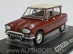 Citroen Ami 6 1967 (Red) by NOREV