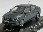 Citroen C-Elysee 2012 (Shark Grey) by NOREV