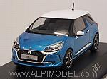 Citroen DS3 2016 (Metallic Blue) by NOREV