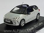 Citroen DS3 Cabrio 2013 (Silver/Blue) by NOREV