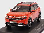 Citroen C5 Aircross 2018 (Volcano Red) by NOREV