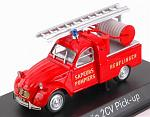 Citroen 2CV PickUp Pompiers by NOREV