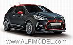 Citroen DS3 Racing Loeb 2012 (Black) by NOREV
