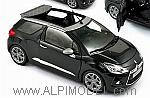 Citroen DS3 Cabrio 2013 (Perla Nera Black) by NOREV