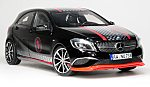 Mercedes A-Class Sport Equipment 2013 (Black w/racing Deco) by NOREV