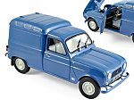 Renault 4 Fourgonette 1965 (Blue) by NOREV