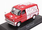 Ford Transit Van 1965 (Red) by NOREV