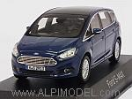 Ford S-Max 2015 (Metallic Blue) by NOREV
