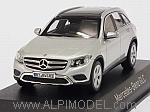 Mercedes GLC-Class 2015 (Silver) by NOREV