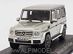 Mercedes G-Class 2015  (Silver) by NOREV