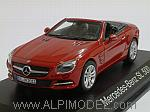 Mercedes SL 500 2012 (Red Metallic) by NOREV