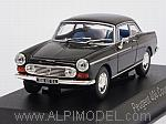 Peugeot 404 Coupe 1967 (Black) by NOREV