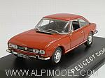 Peugeot 504 Coupe 1969 (Red) by NOREV