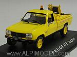 Peugeot 504 Pick-Up 1979 CCF Forestiers Pompiers by NOREV