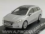 Peugeot 508 SW 2010 (Silver) by NOREV