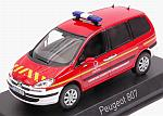 Peugeot 807 2008 Pompiers by NOREV
