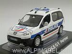 Peugeot Partner Police Nationale by NOREV