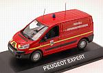 Peugeot Expert 2007 Pompiers by NOREV