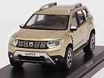 Dacia Duster 2018 (Dune Beige) by NOREV