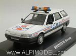 Renault R21 Nevada 1989 Police Nationale by NOREV