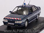 Renault 21 Turbo 1989 Gendarmerie by NOREV
