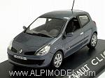 Renault Clio 2005 (Blue-Grey Metallic) by NOREV