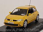 Renault Megane RS 2004 (Yellow Sirius) by NOREV