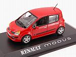 Renault Modus (Coral Red) by NOREV
