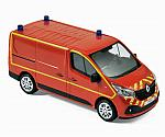 Renault Trafic 2014 Pompiers by NOREV