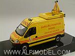 Renault Master 2008 Pompiers Drome Veiculee Balisage Securite by NOREV